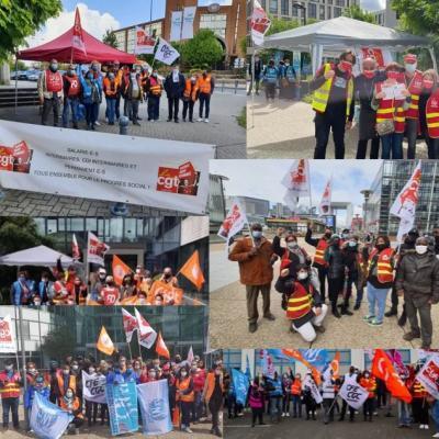 Le verre de la colère a débordé pour les syndicats d'Adecco