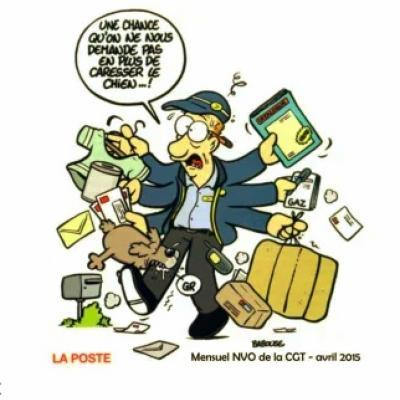 Égalité de rémunération et abus de précarité : A La Poste, les intérimaires et la CGT ripostent